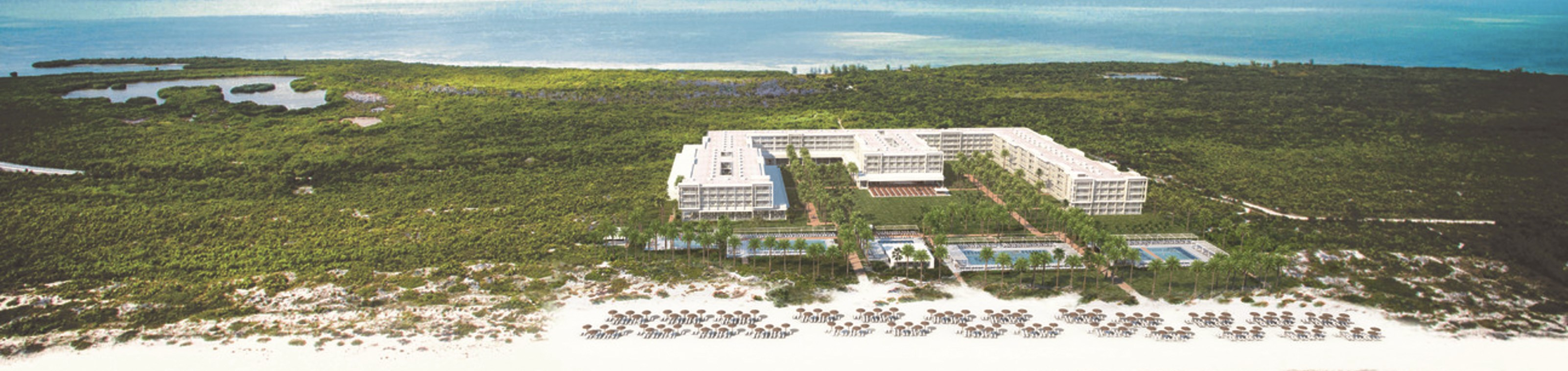 Riu Dunamar in Costa Mujeres, Mexico